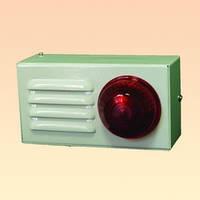 Оповещатели светозвуковые наружные ЦИКЛОП и другие