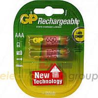 Аккумулятор быт. GP 65AAAHC-UA, Ni-MH AAA, RO3, 1,2 V, 650mAh