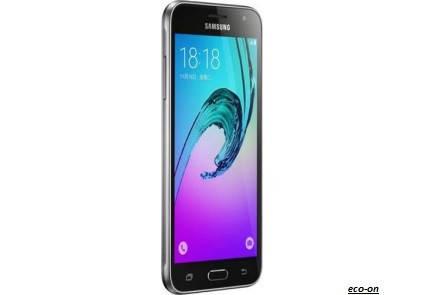 Мобильный телефон Samsung J320 UA Black, фото 2