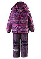 Зимний костюм для девочек Lassie by Reima 723693A - 4981. Размер 104 - 140.