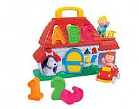 Домик сортер игрушка Simba 4019524