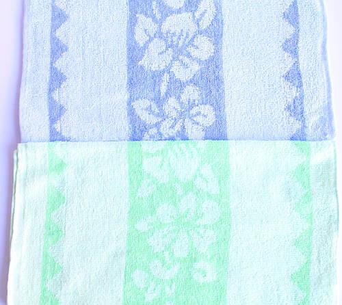 Махровое кухонное полотенце 35х70