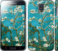 "Чехол на Samsung Galaxy S5 Duos SM G900FD Винсент Ван Гог. Сакура ""841c-62"""