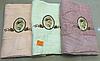 Полотенце лицевое махровое «Леди» не пресованное