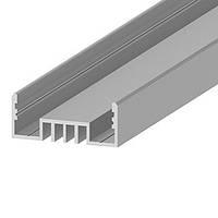 Профиль алюмининиевый ЛСО для светодиодной ленты, фото 1