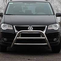 Кенгурятник на Volkswagen Touran (c 2003--) Фольксваген Тоуран PRS