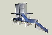 """Игровая мебель """" горка Паркинг"""", фото 1"""