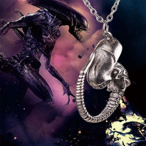 Кулоны Чужой Alien
