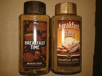 Кофе растворимый Breakfast time 300g.