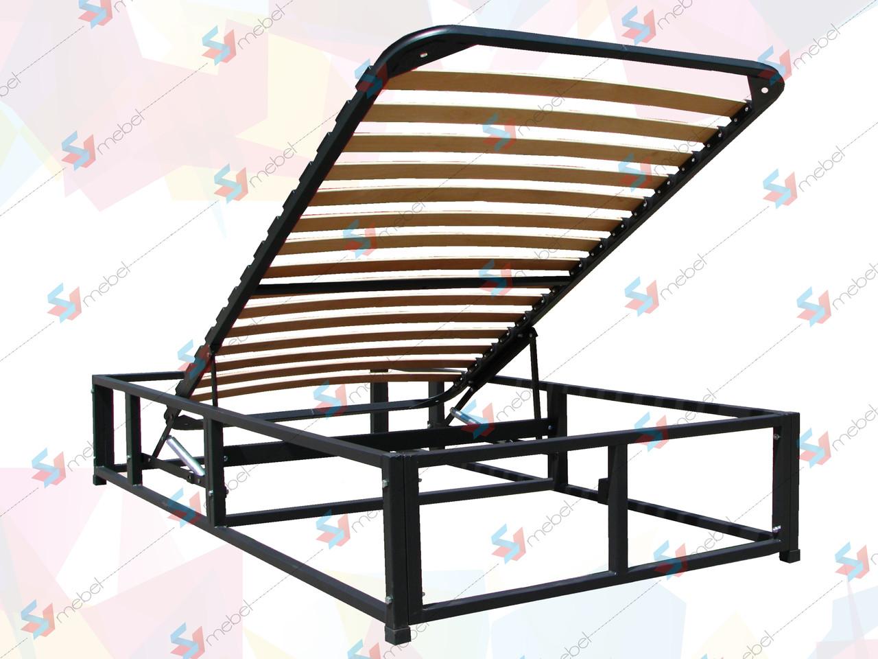 Каркас кровати с подъемным механизмом и металлическим основанием - 2000х800 мм - SVmebel в Мелитополе