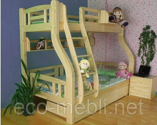 """Ліжко двохярусне """"Марія 1"""""""