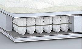 Ортопедический матрас Latte Матролюкс на пружинах Pocket Spring двусторонний