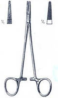 Иглодержатель Crile-Wood  18 см. с вольфрам карбидными вставками (Пакистан)