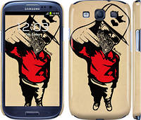 "Чехол на Samsung Galaxy S3 i9300 Swag. Super ""808c-11"""