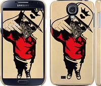 "Чехол на Samsung Galaxy S4 i9500 Swag. Super ""808m-13"""
