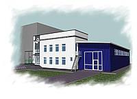 Проекты промышленных сооружений