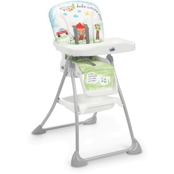 Современный стульчик для кормления CAM Mini Plus 2017