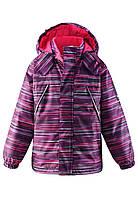 Зимняя куртка для девочек LassieTec by Reima 721690 - 4981. Размеры 104 - 140., фото 1