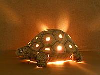 """Керамический светильник """"Черепаха"""""""