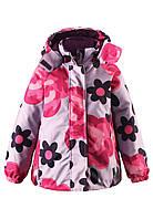 Зимняя куртка для девочек Lassie by Reima 721694 - 5121. Размеры 104 - 128., фото 1