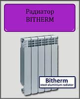 Радиатор биметаллический Bitherm 80х350