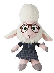 Овечка мисс Барашкис мягкая игрушка Зверополис TOMY/ Assistant Mayor Bellwether Zootopia
