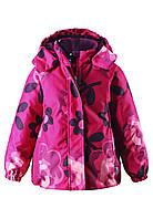 Зимние куртки для девочек Lassie by Reima 721694 - 3521. Размер 104 - 128.