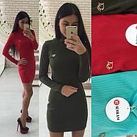Модное женское платье н-40415