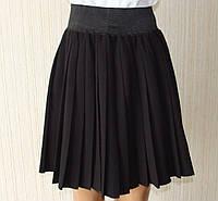 Школьные юбки. Модное плиссе. Остаток 128 и 134