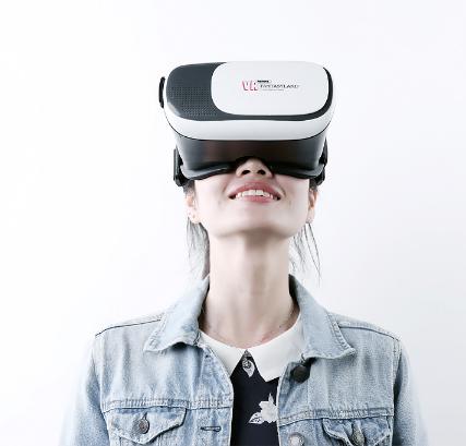Очки виртуальной реальности Remax VR Fantasy land Glass RT-V01