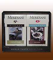 Набор от Meridiani - Кофе Экспресс с Ирландским кремом / САХАР КАКАО (50/100 грм.)