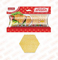 Вафельные коржи «БРИЗОЛИ ЛЕКОРНА», 50 г, 10 пачек/ящик