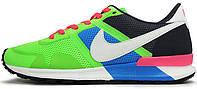 Мужские кроссовки Nike Pegasus 83/30 Blue Hero Flash Lime, найк пегасус
