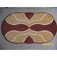 Коврик на резиновой основе - 67х120 - 130-264
