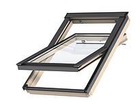 Окно GZR 3050(B) 55x78 см.Ручка снизу или сверху