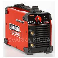 Invertec® 135S сварочный инвертор LINCOLN ELECTRIC