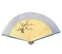 Веер ручной японский