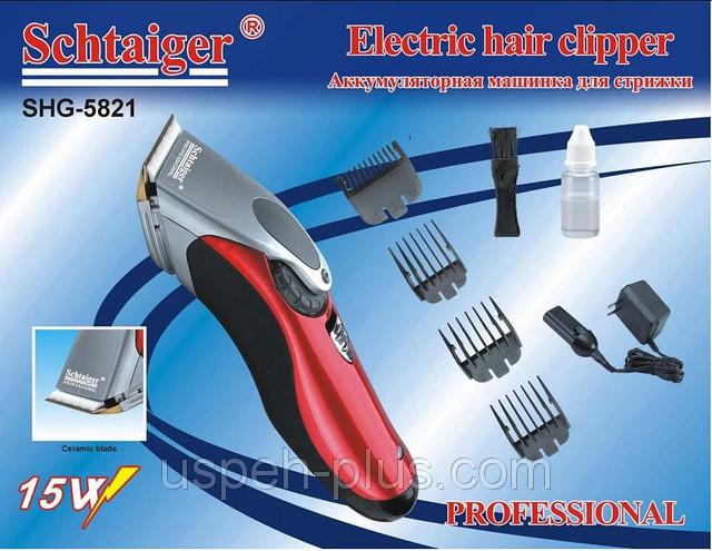 Машинка для стрижки Schtaiger SHG 5821
