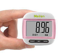 Шагомер педометр счетчик калорий Цифровой