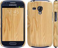 "Чехол на Samsung Galaxy S3 mini Светлое дерево ""1109m-31"""