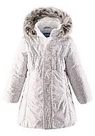 Зимнее пальто для девочки Lassie by Reima 721698 - 0111. Размеры 92 - 110., фото 1