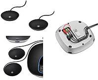 Дополнительные микрофоны (2шт.) для Logitech Group, 989-000171