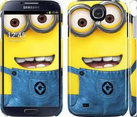 "Чехол на Samsung Galaxy S4 i9500 Миньоны 7 ""859m-13"""