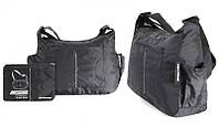 Сумка раскладная Tucano COMPATTO XL SLING BAG PACKABLE (черная), BPCOSL