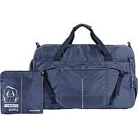 Сумка раскладная дорожная COMPATTO XL WEEKENDER PACKABLE BLUE, BPCOWE-B
