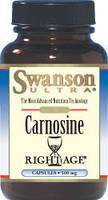 L-Carnosine / Л-Карнозин, 500 мг 60 капсул