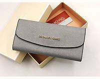 Женский кошелек в стиле Michael Kors (3331) grey, фото 1