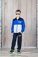 """Спортивный костюм детский 7-11 лет,""""Coastal""""синий"""