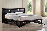 Спальня Венеция Кровать 1,6 Венеция (дуб шоколадный)