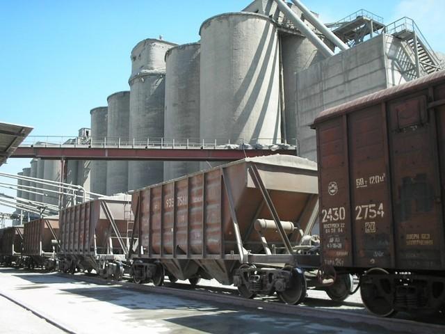 Заводы по производству цемента на Украине